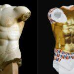 Culorile reale ale statuilor antice