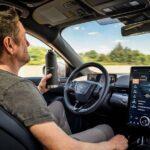 Ford Electric Mustang va oferi tehnologie de conducere mâini libere anul viitor
