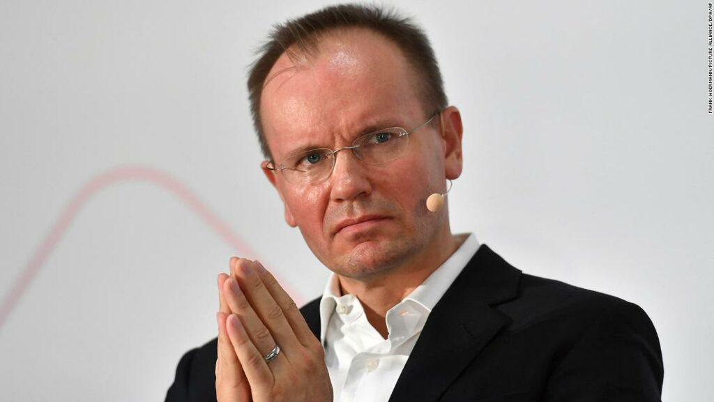 Fostul director general al Wirecard, Markus Braun, arestat în Germania