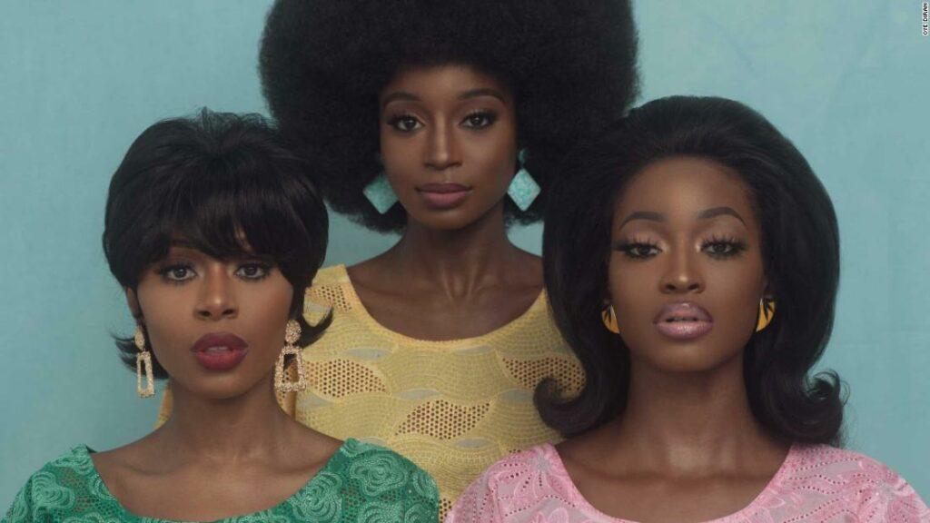 Fotograful nigerian îmbrățișează stilul yorub vintage