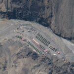 Frontiera India-China: imaginile din satelit arată acumularea pe locul unui conflict mortal