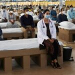 India Coronavirus: Inaugurarea unei națiuni într-unul dintre cele mai mari spitale din lume