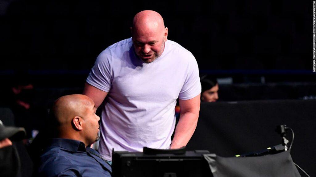 Insula de luptă UFC confirmată la Abu Dhabi