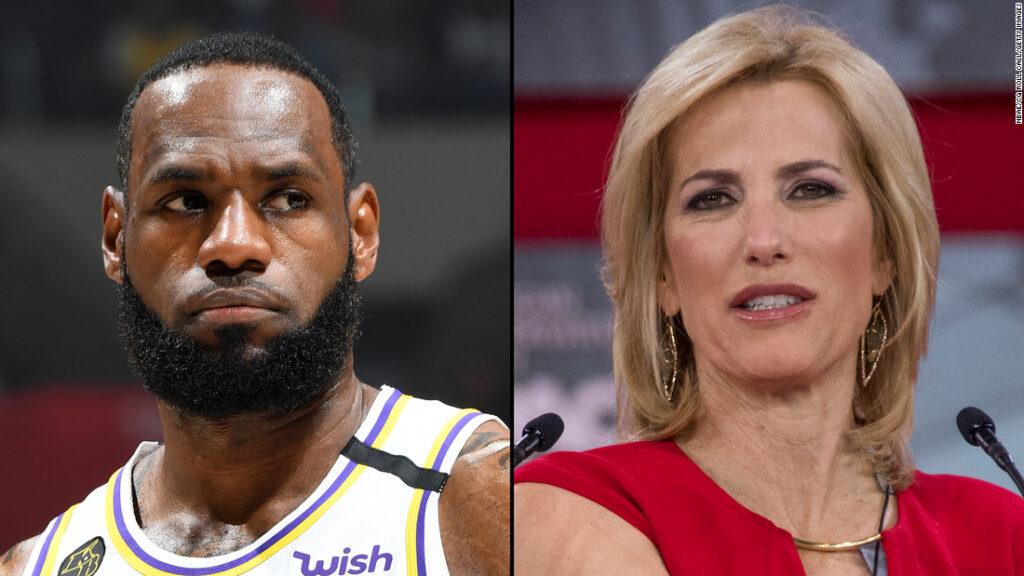 LeBron James sună gazda Fox News, Laura Ingraham, în apărarea Drew Brees