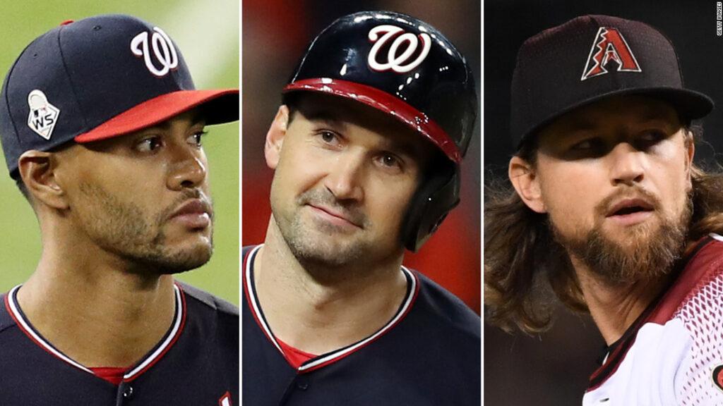 """Mai mulți jucători de baseball se retrag din sezonul MLB 2020, invocând """" sănătatea și siguranța personală """""""