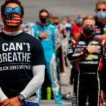 NASCAR Bubba Wallace vrea să scape de traseele de curse ale steagului confederat