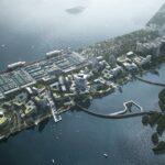 """Net City: Tencent construiește """"orașul viitorului"""" de dimensiunea Monaco din Shenzhen"""