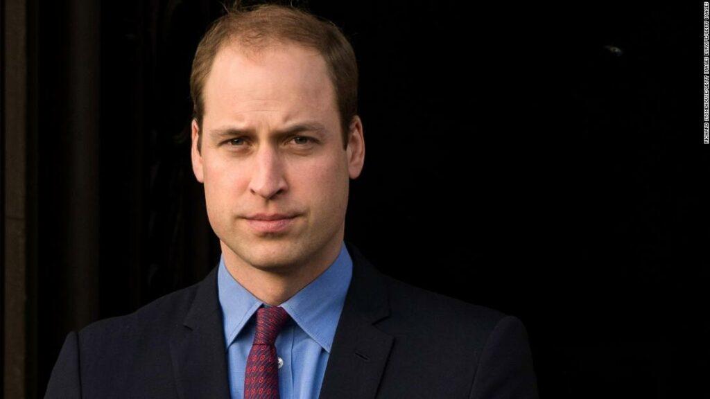 Prințul William s-a oferit în secret pentru o linie telefonică de sănătate mintală