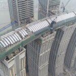Raffles City Chongqing: Ultima Minune a Ingineriei Chineze