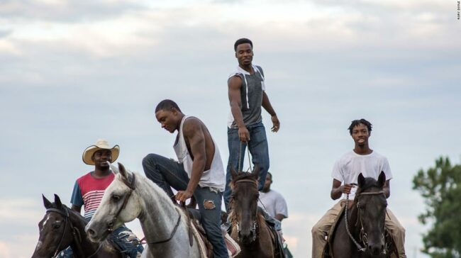 "Rory Doyle ""Delta Hill Riders"" se concentrează astăzi pe cultura cowboy-urilor negre"