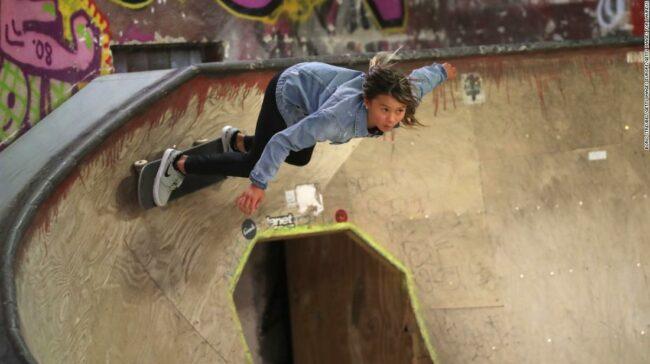 Sky Brown: Skateboarder, 11 ani, internat în spital după o cădere în groază