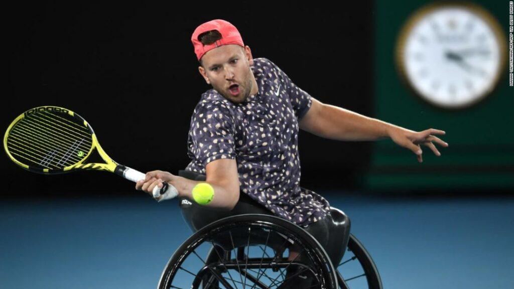 """US Open: Dylan Alcott critică """"discriminarea dezgustătoare"""", deoarece Grand Slam omite tenisul cu scaun cu rotile"""