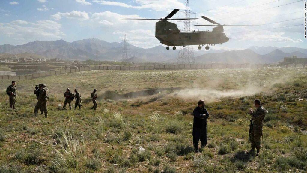 Washington Post: bonusurile ruse pentru luptătorii talibani ar ucide trupele americane, estimează oficialii informațiilor