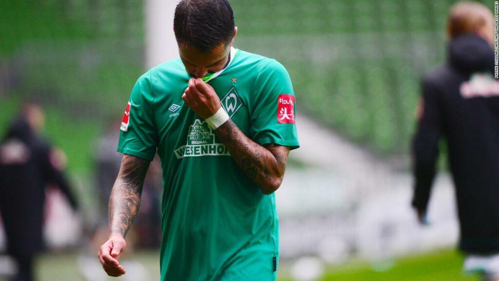 Werder, cel mai vechi club din Bundesliga, cu risc de retrogradare
