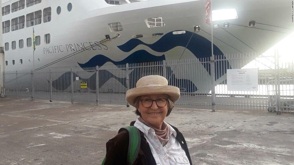 Am fost blocat pe mare pe o navă de croazieră. Acum datorez 37.000 USD