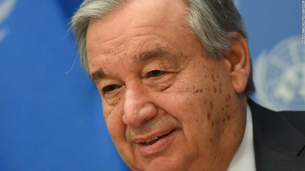 """""""Cărbunele nu are loc în planurile de recuperare a Covid-19"""", spune șeful ONU"""