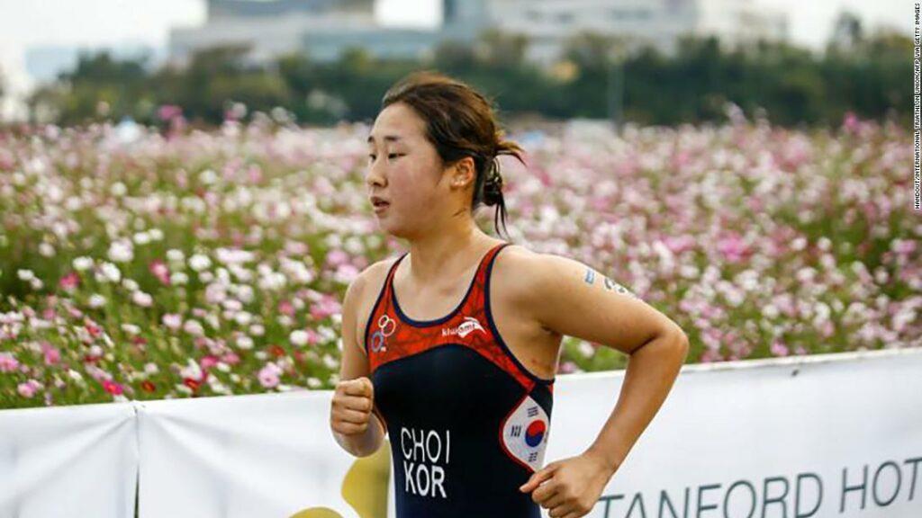 """Choi Suk-hyeon: înainte de a se sinucide, triatletul a cerut mamei să """"expună păcatele"""" presupusilor abuzatori"""