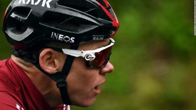 """Chris Froome: miliardarul canadiano-israelian intenționează să """"facă istorie"""" cu câștigătorul de patru ori al Tour de France"""