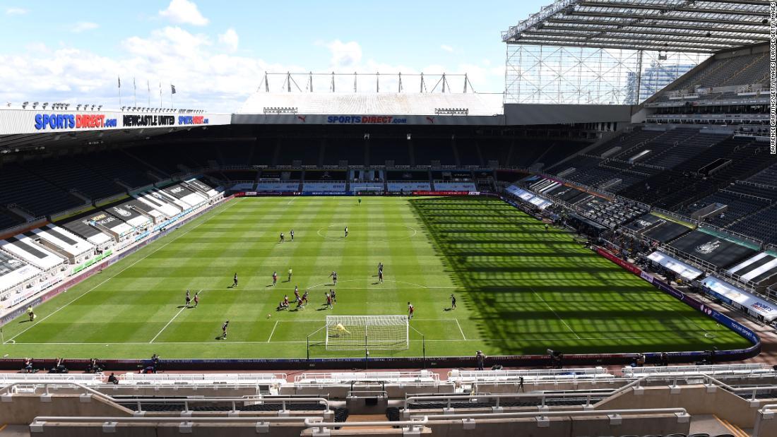 Consorțiul susținut de Arabia Saudită se retrage din oferta de preluare de la Newcastle United