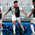 Cristiano Ronaldo marchează ca Juventus câștigând al nouălea titlu consecutiv în Serie A