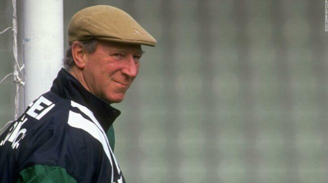 Jack Charlton, câștigătorul Cupei Mondiale din Anglia, moare la 85 de ani