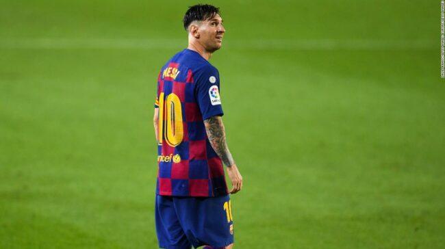 Lionel Messi marchează al 700-lea gol din carieră, dar Barcelona se bâlbâie în cursa de titlu