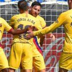 Lionel Messi susține că a șaptelea pradă de aur a fost record