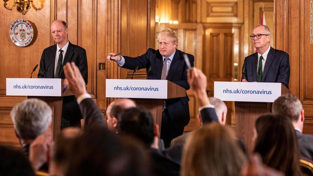 Marea Britanie se uită la Casa Albă pentru inspirație din informațiile de presă