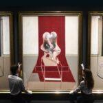 """Pictura Francis Bacon se vinde pentru 84 de milioane de dolari la licitația virtuală """"hibridă"""" suprarealistă"""