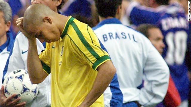 Ronaldo: Misterul finalei de la Cupa Mondială din 1998 și de ce abia a ajuns atacantul stelei din Brazilia